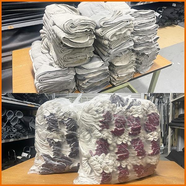 汚れたビニール手袋 五代産業株式会社 兵庫県尼崎市